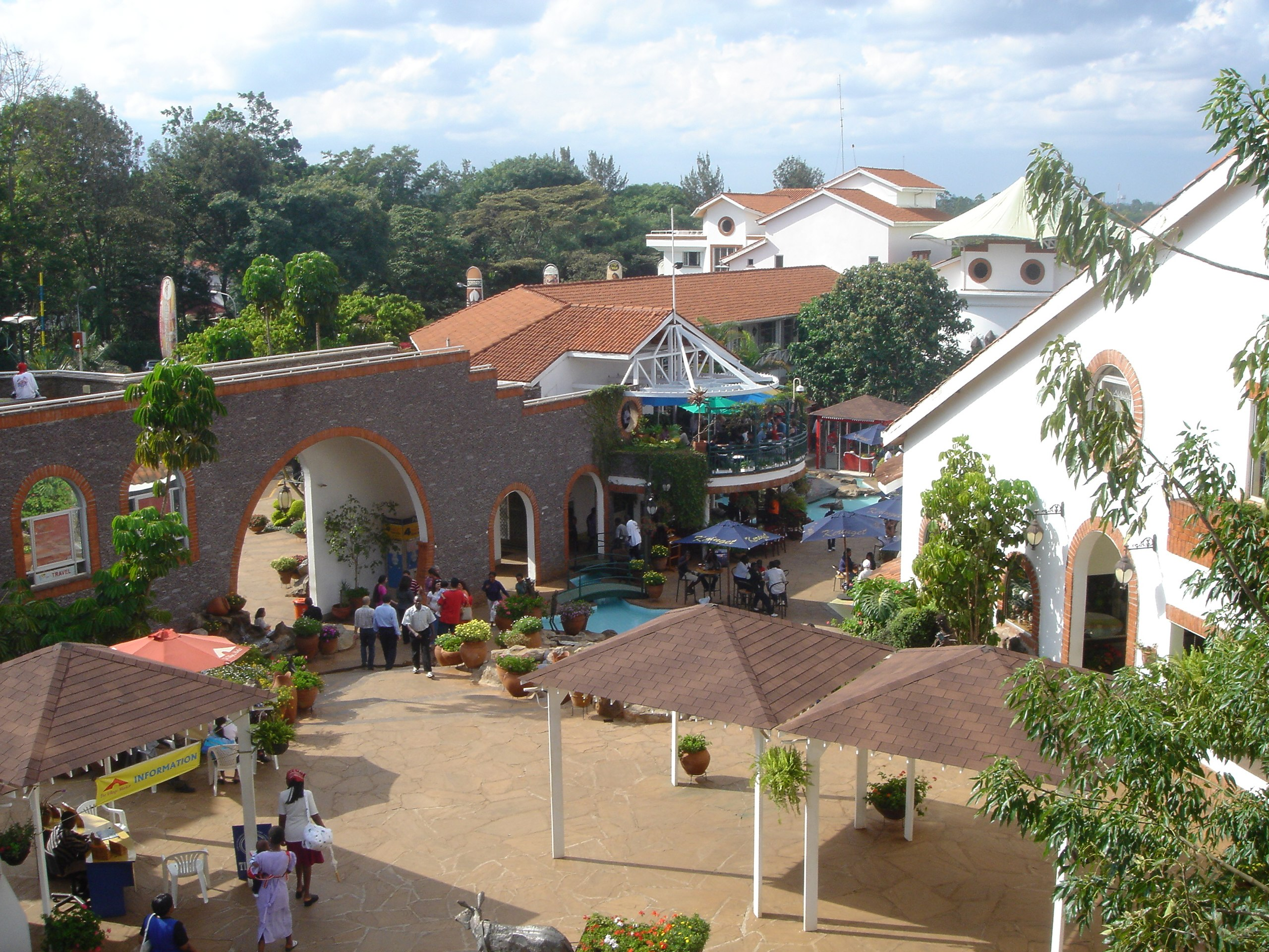places to visit in nairobi - village market