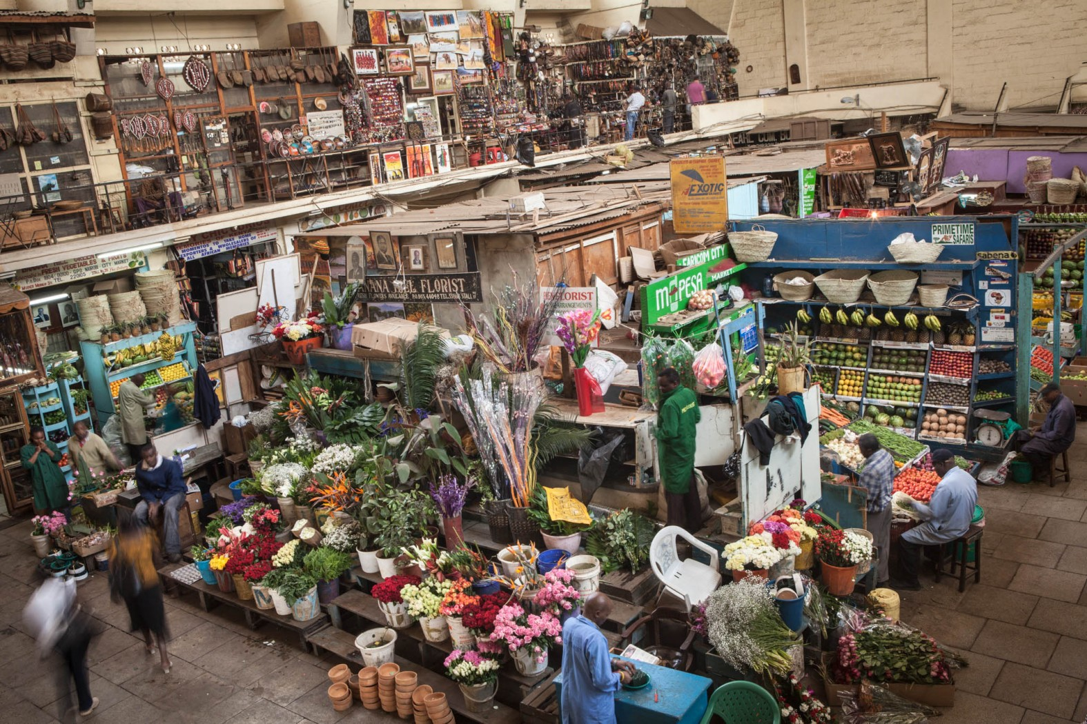 Places to visit in Nairobi? City Market